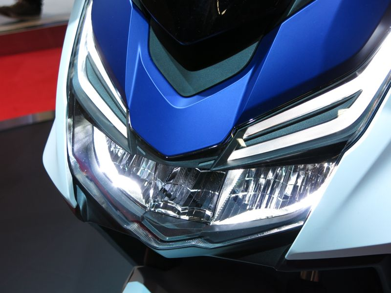 Nouveau Honda Forza 125 5410
