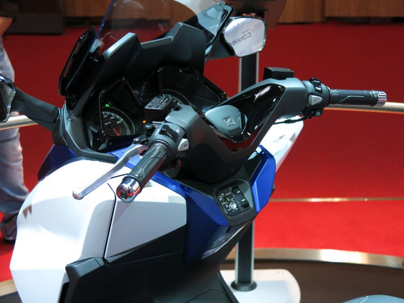 Nouveau Honda Forza 125 5710