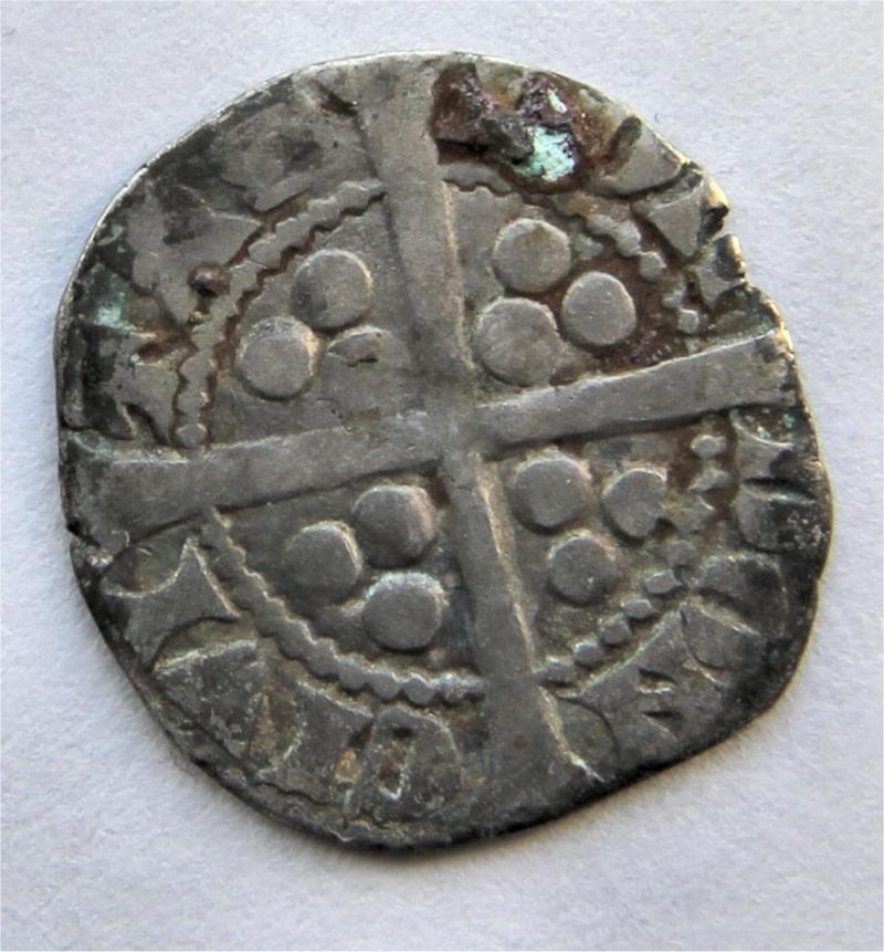 Edouard Ier d'Angleterre penny pour Londres 14b10