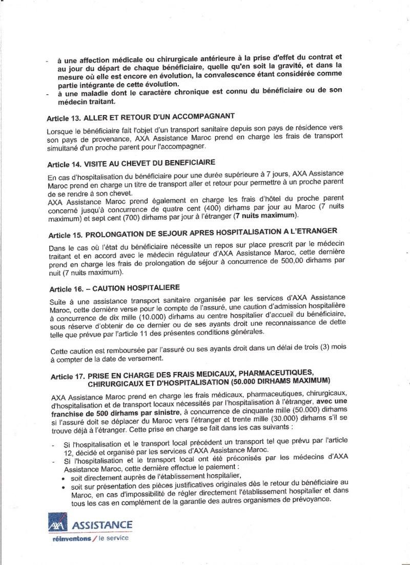 étrangers - AXA : assistance des résidents étrangers au Maroc 13321715