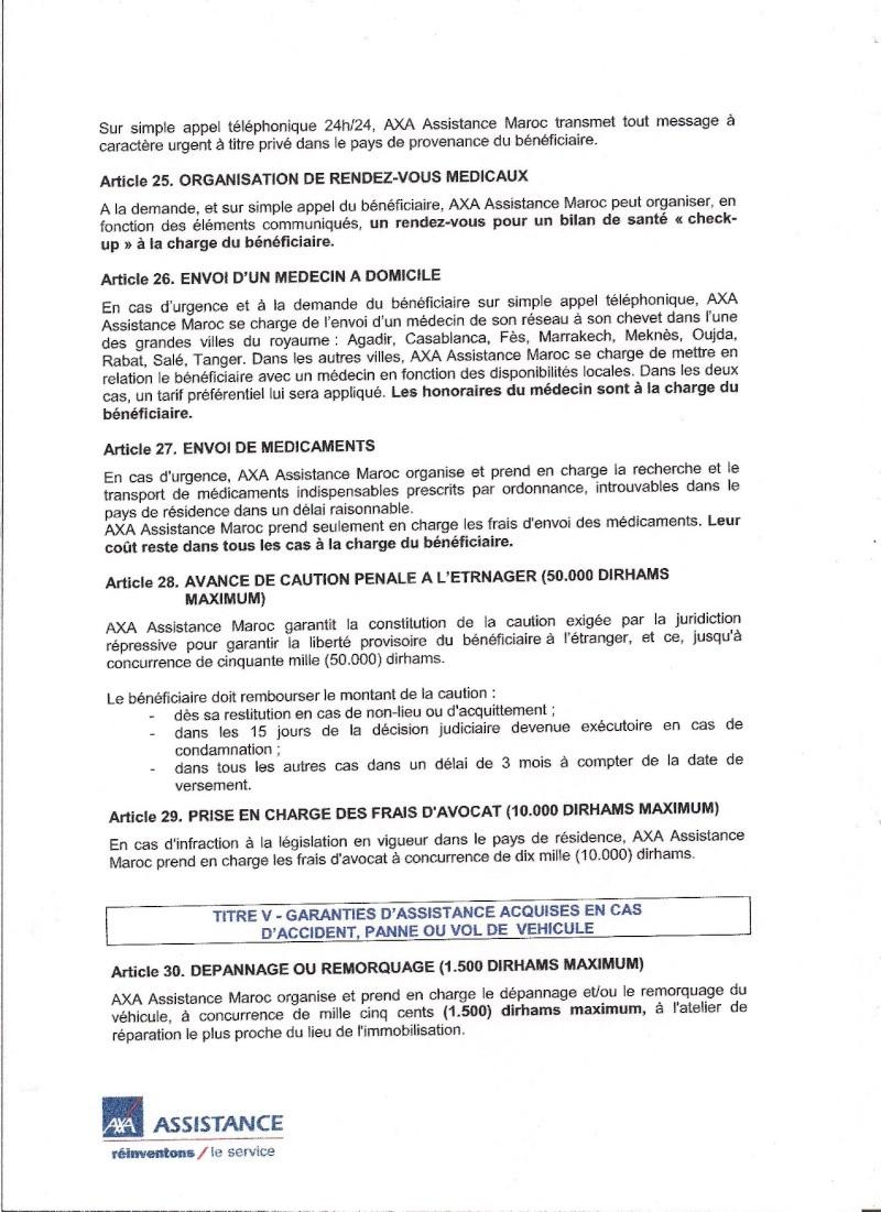 étrangers - AXA : assistance des résidents étrangers au Maroc 13321717