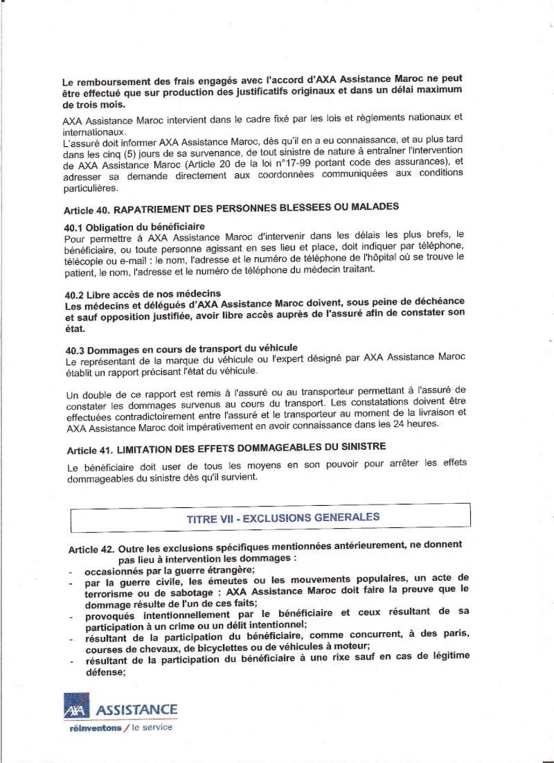 étrangers - AXA : assistance des résidents étrangers au Maroc 13321719