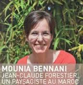 "21/11 - Université populaire du patrimoine : Mounia BENNANI : ""Jean-Claude-Nicolas Forestier,  un paysagiste au Maroc  Moumia10"
