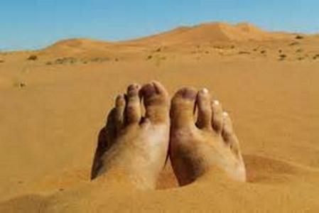 """Sahara : un nouveau filon nommé """"sablothérapie"""" Sablot10"""