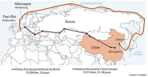 Le réveil de l'Eurasie au XXIème siècle... 67000511