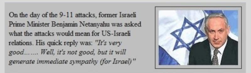 Le 11 Septembre et la politique du Grand Satan au Proche-Orient Benjam10