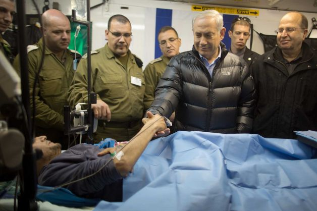 pour - «Vengeance justifiée», le prétexte pour bombarder Gaza Netany10