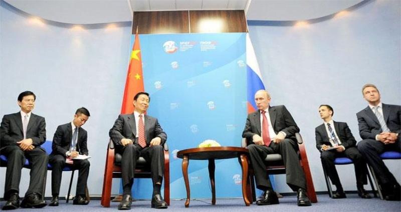 Le réveil de l'Eurasie au XXIème siècle... Vladim10