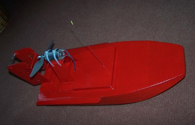 Ein Sumpfgleiter mit Spaßfaktor Luftsc29