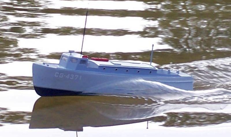 38`Picketboat der US Coastguard P410
