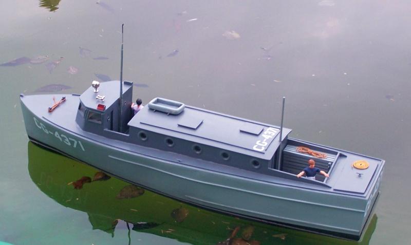 38`Picketboat der US Coastguard Pb210