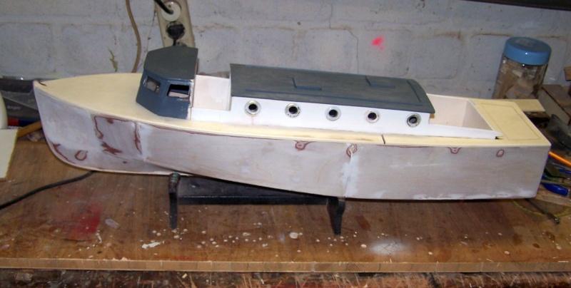 38`Picketboat der US Coastguard Picket22