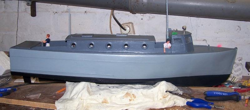38`Picketboat der US Coastguard Picket25