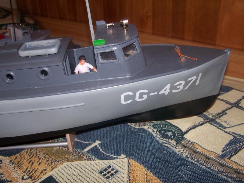 38`Picketboat der US Coastguard Picket26