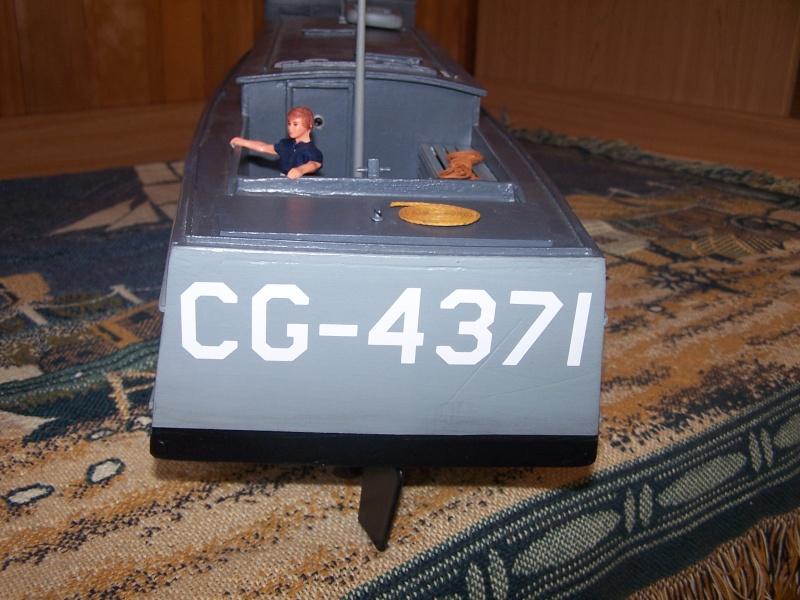 38`Picketboat der US Coastguard Picket28