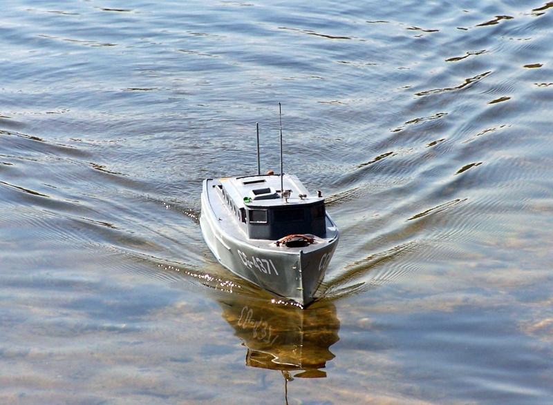 38`Picketboat der US Coastguard Pickg210