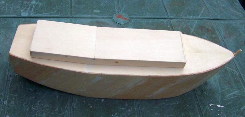 "Inshore fishing boat ""Talisman"" / Ein Recycling-Modell Tm1410"