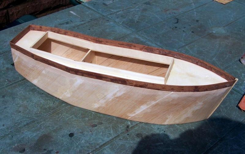 "Inshore fishing boat ""Talisman"" / Ein Recycling-Modell Tm1510"
