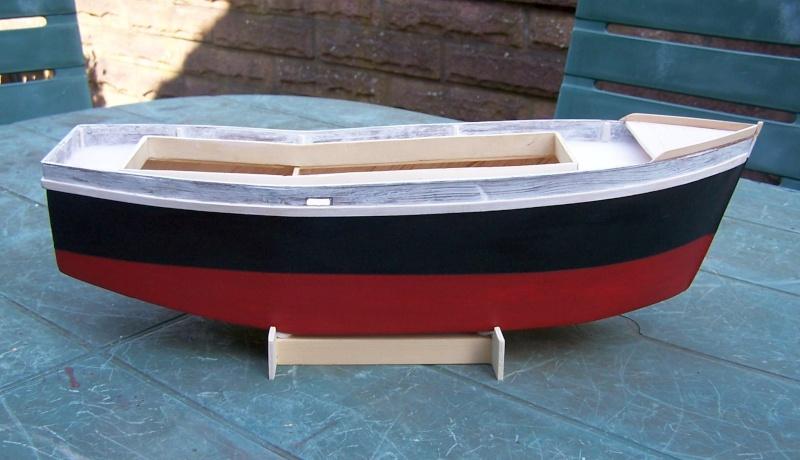 "Inshore fishing boat ""Talisman"" / Ein Recycling-Modell Tm2510"
