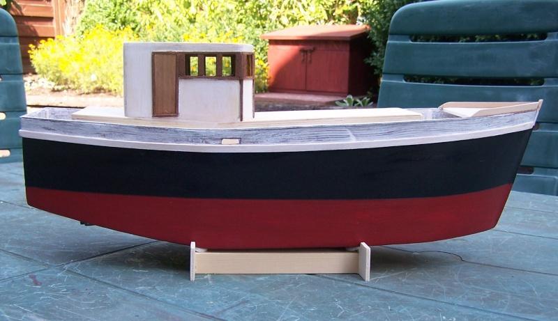 "Inshore fishing boat ""Talisman"" / Ein Recycling-Modell Tm2610"