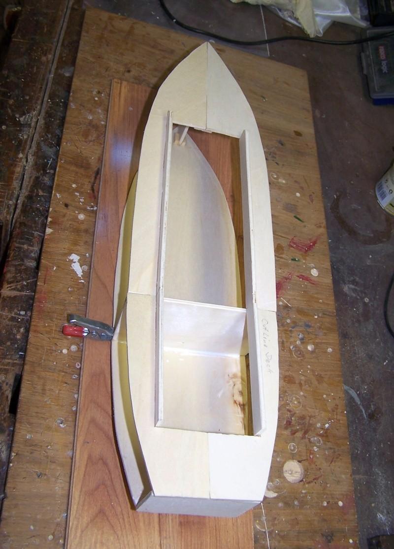 "Inshore fishing boat ""Talisman"" / Ein Recycling-Modell Tm610"