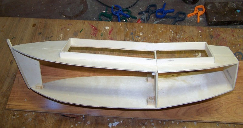 "Inshore fishing boat ""Talisman"" / Ein Recycling-Modell Tm810"
