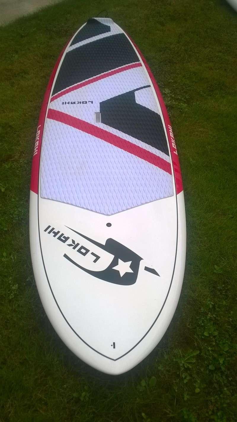Sup Paddle LOKAHI 9.4 AKA 214