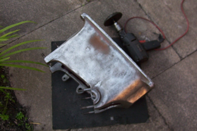 amanco opencrank 2 1/4 hp petrol paraffin  under the spanners 000_0114