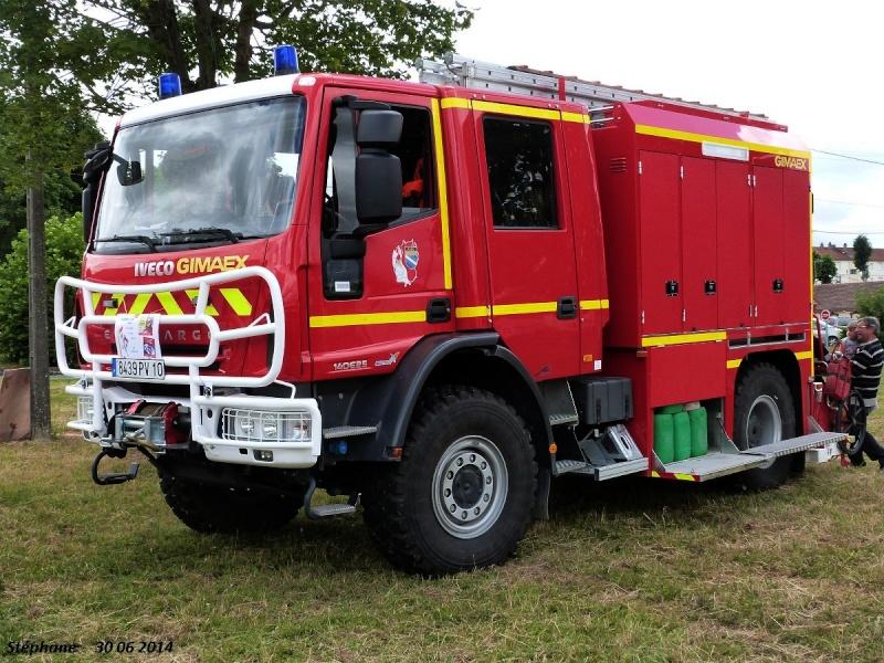 Iveco Eurocargo 140E24 - CCF - SDIS10 - Bar sur Seine P1240510