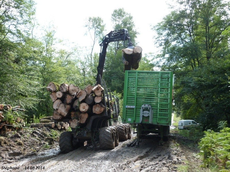Porteur forestier (John Deere) P1260521