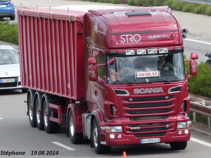 STRO Transports  (Sentheim, 68) P1260643