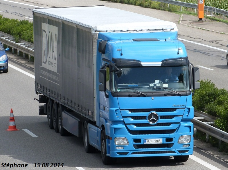 Donau Trans Est -  Thillay P1260721