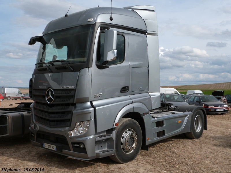 Mercedes Actros MP4 (euro 6 )  - Page 7 P1260910