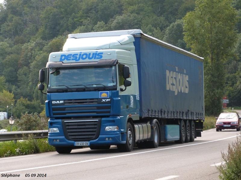 Transport Desjouis (Saint Hilaire le Chatel, 61) P1270134