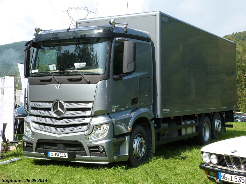 Mercedes Actros MP4 (euro 6 )  - Page 7 P1270330