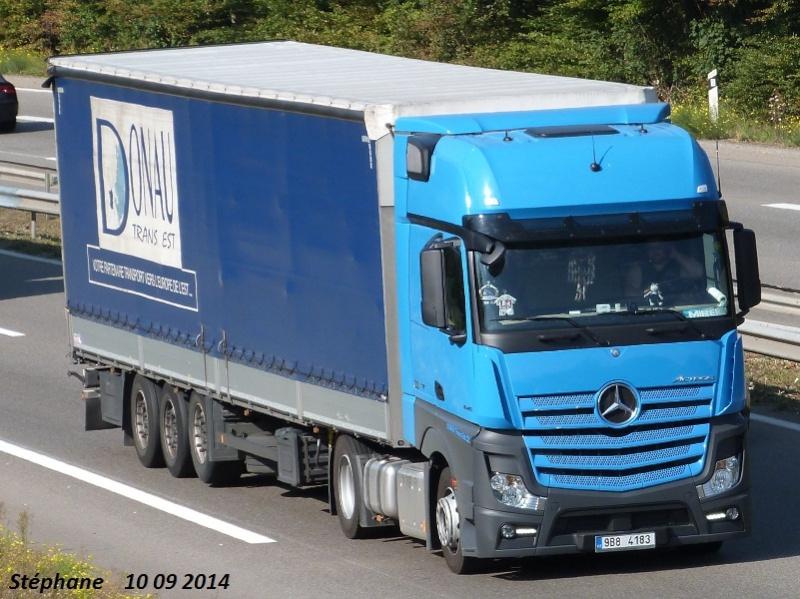 Donau Trans Est -  Thillay P1270424