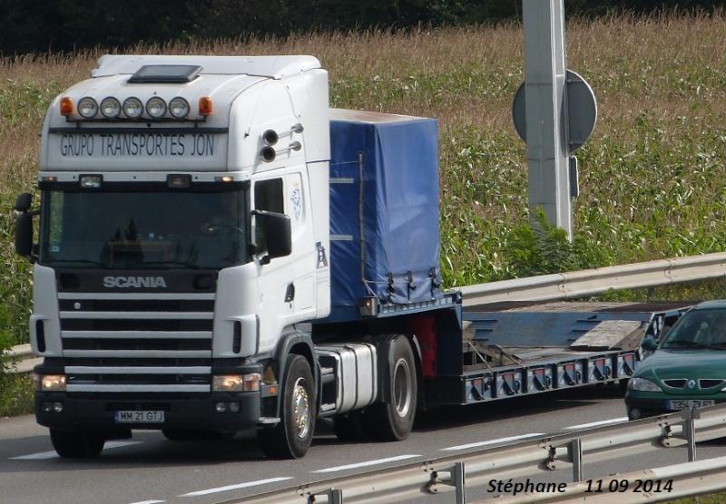 Grupo Transportes Jon  (Oiartzun - Gipuzkoa + Maramures, Roumanie) P1280121