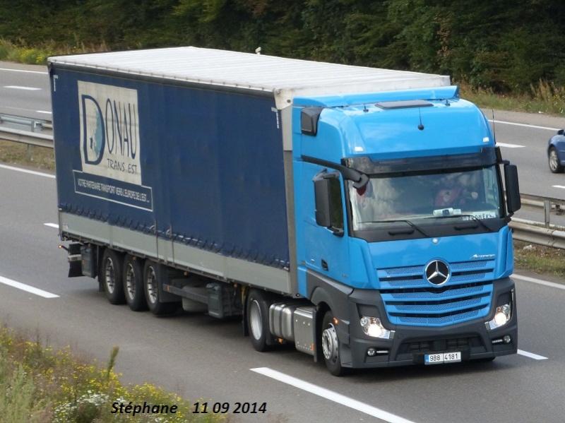 Donau Trans Est -  Thillay P1280161