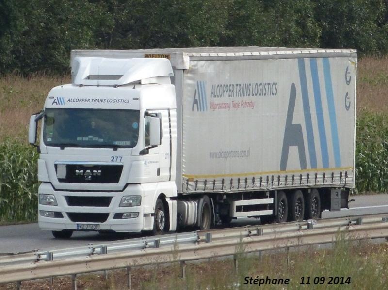Alcopper Trans Logistics. (Katowice) P1280183