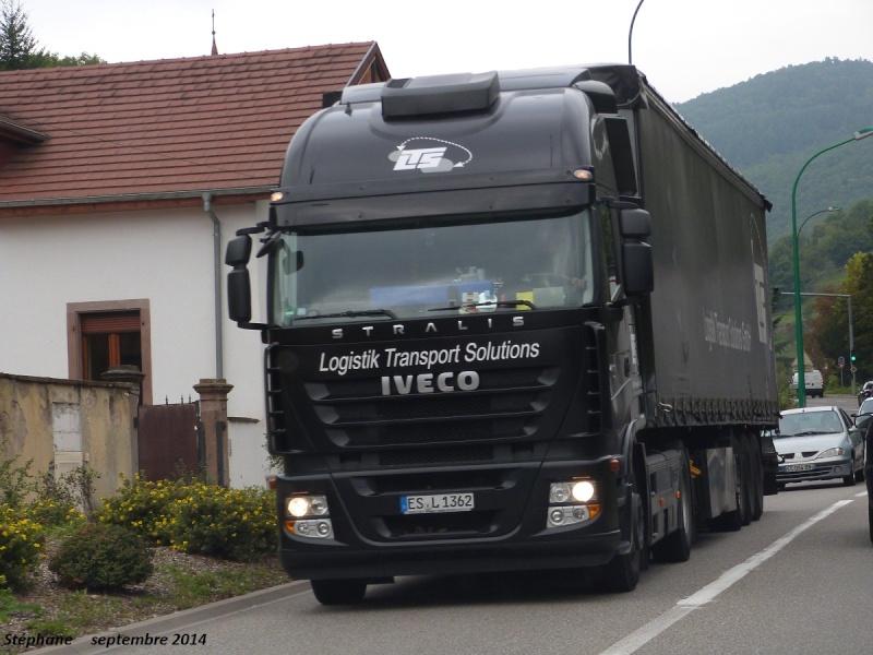 LTS Logistik Transport Solutions.(Stuttgart-Flughafen) P1280225
