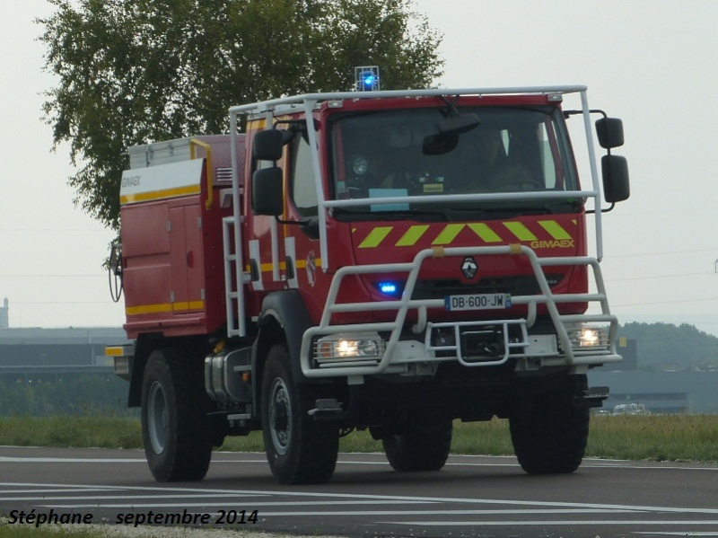 Les véhicules des Pompiers de l'Aube P1280318