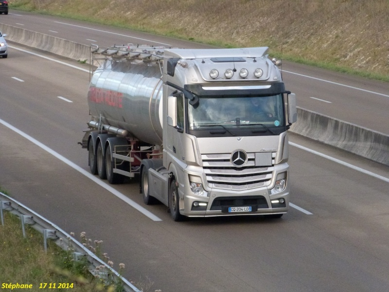 Mercedes Actros MP4 (euro 6 )  - Page 7 P1290442