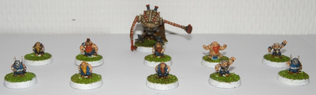 [BloodBowl] Greebo for the fun ! 10 mm Sam_0030