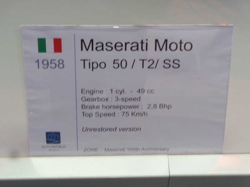 Les 100 ans de Maserati Dsc03412