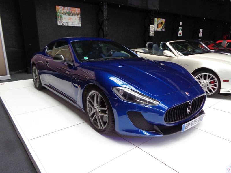 Les 100 ans de Maserati Dsc03413