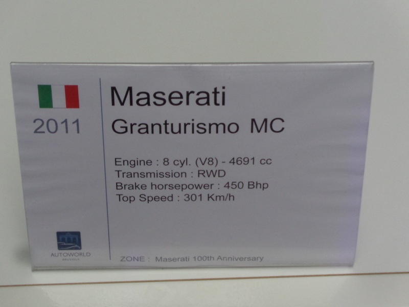 Les 100 ans de Maserati Dsc03414
