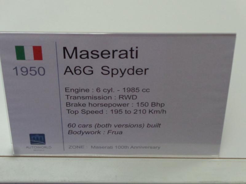 Les 100 ans de Maserati Dsc03416