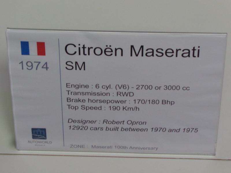 Les 100 ans de Maserati Dsc03418