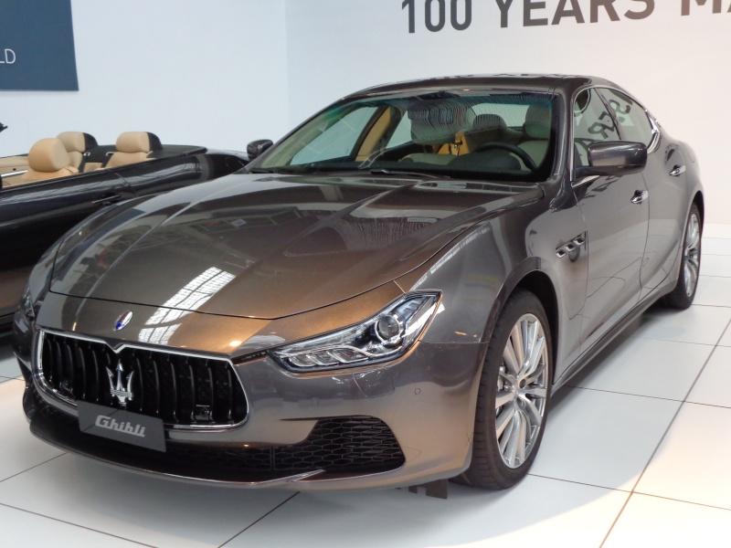 Les 100 ans de Maserati Dsc03510