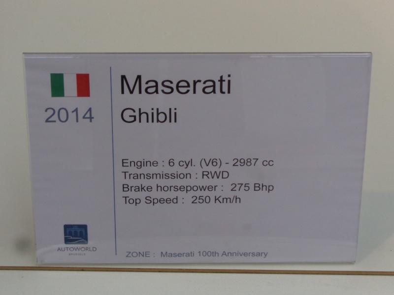 Les 100 ans de Maserati Dsc03511